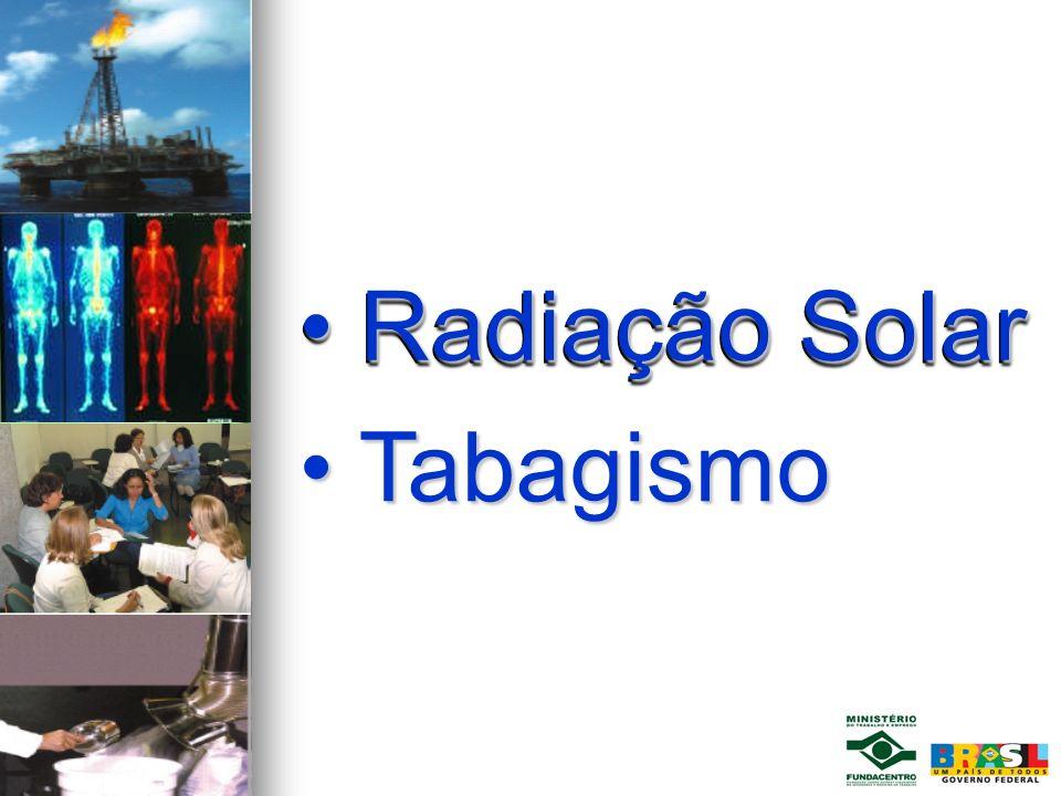 Radiação Solar Tabagismo