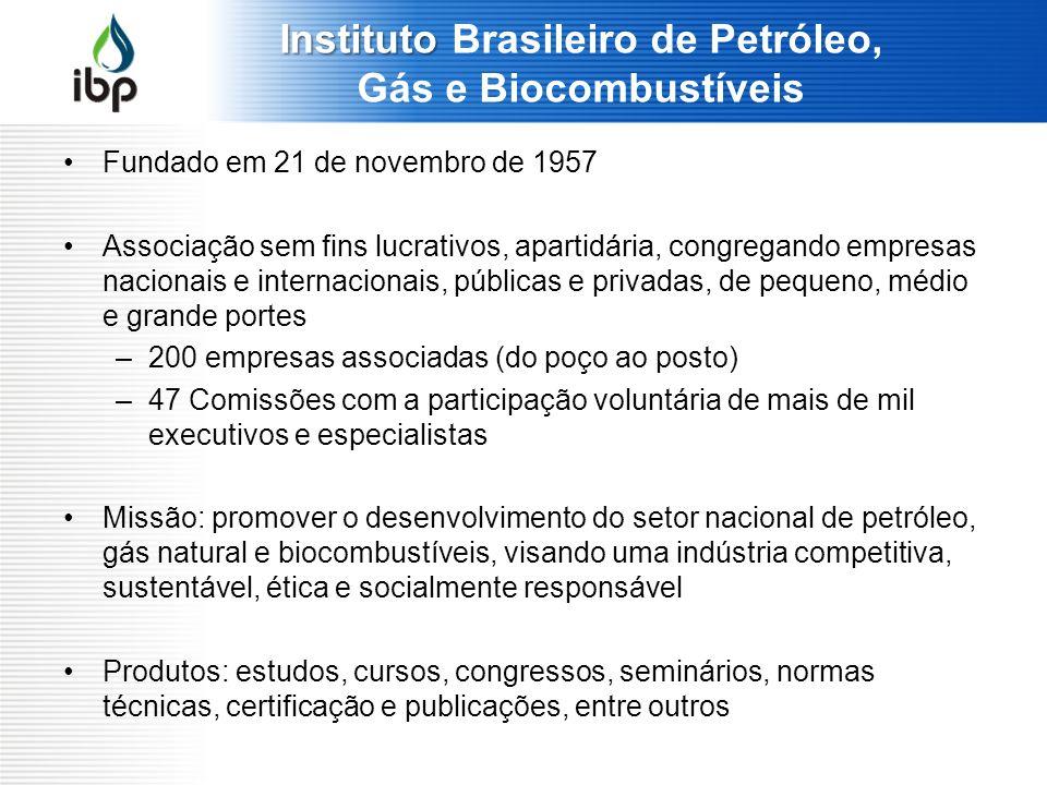 Instituto Brasileiro de Petróleo,