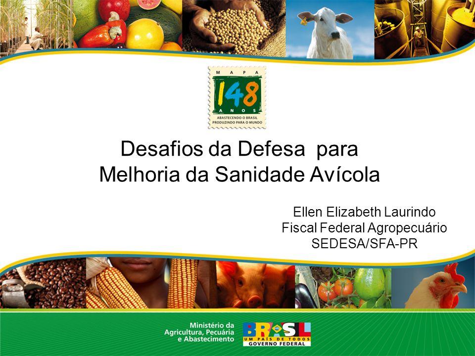 Desafios da Defesa para Melhoria da Sanidade Avícola