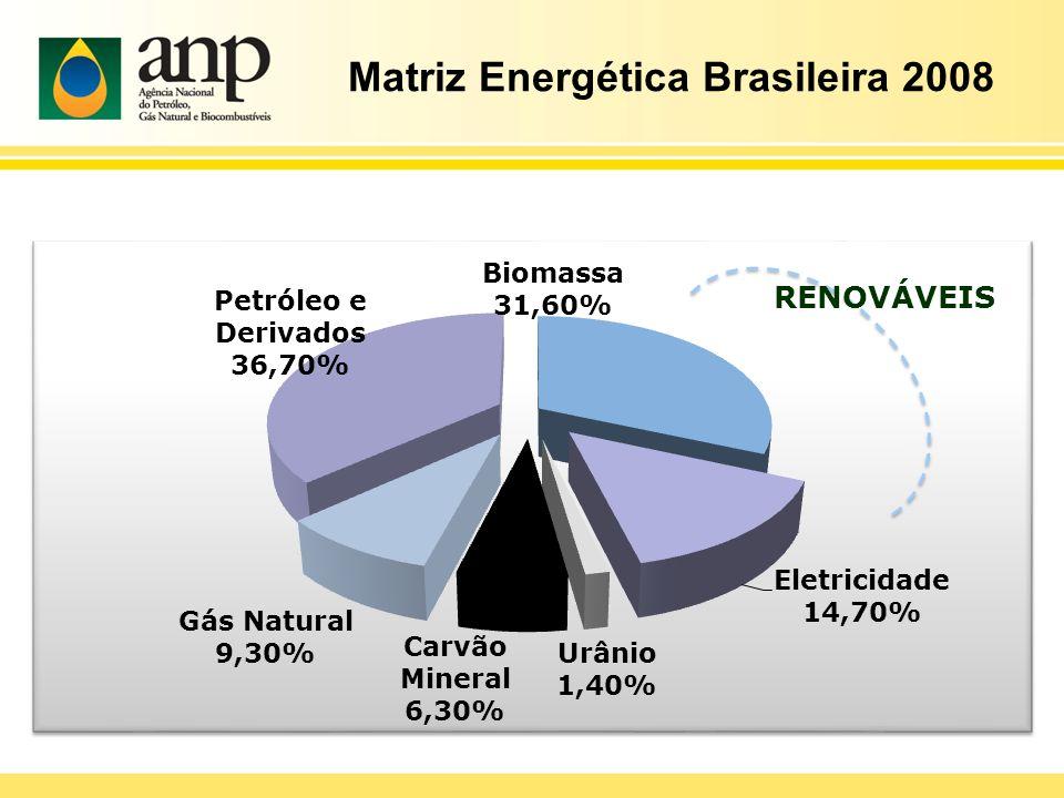 Matriz Energética Brasileira 2008