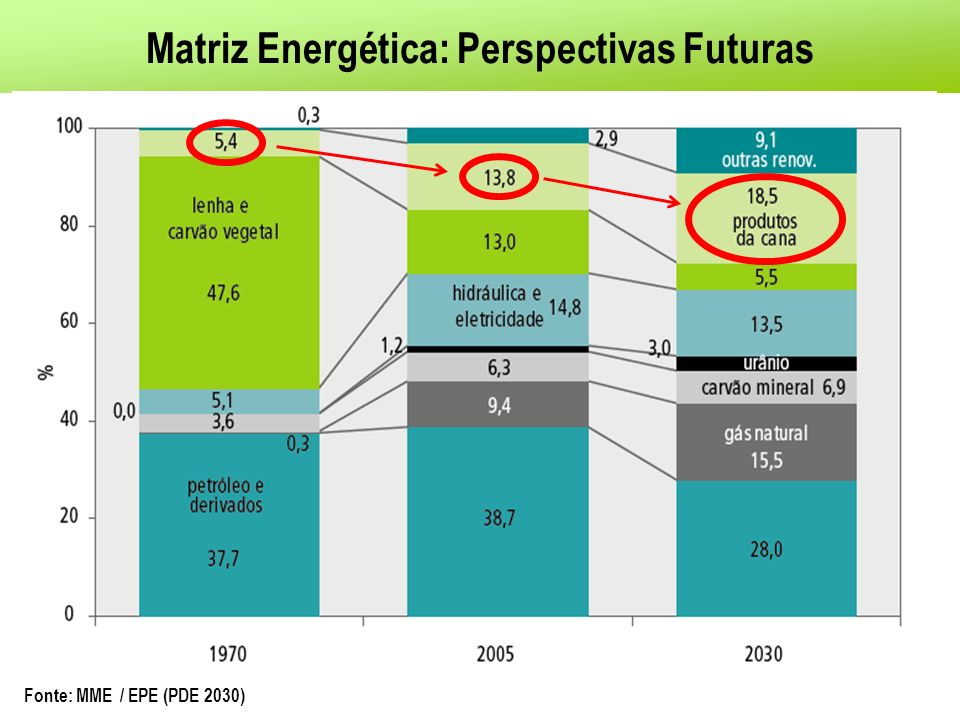Matriz Energética: Perspectivas Futuras