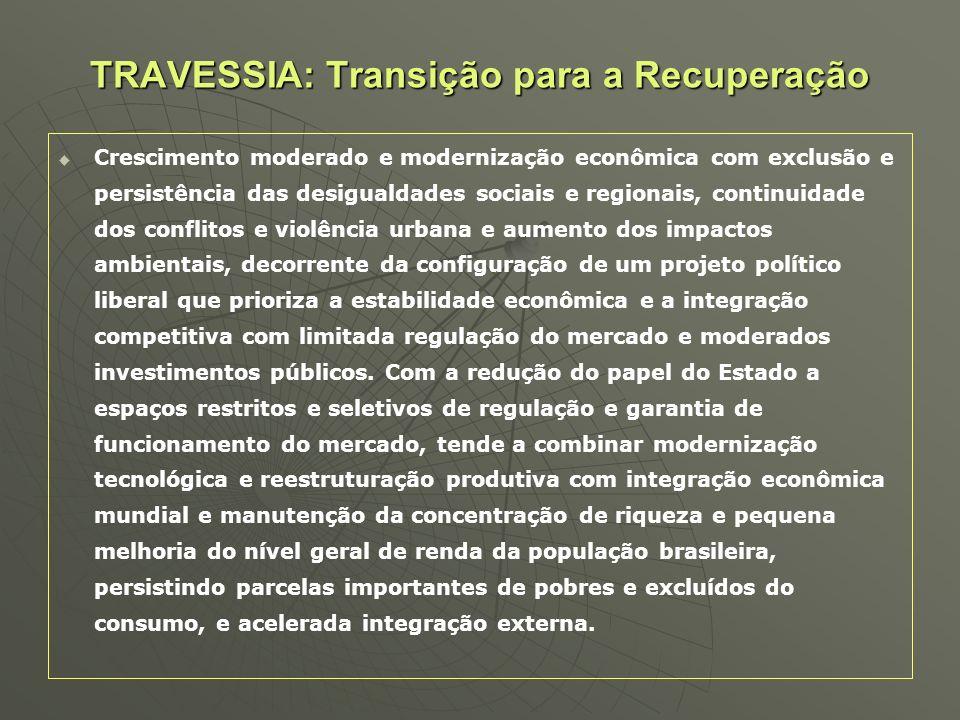 TRAVESSIA: Transição para a Recuperação