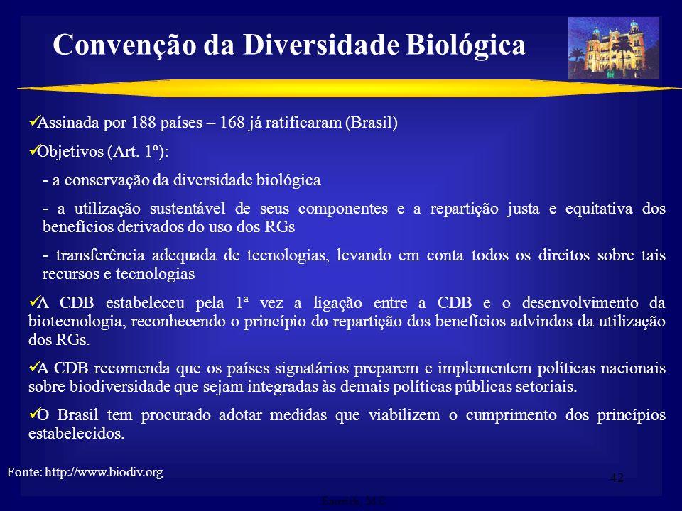 Convenção da Diversidade Biológica