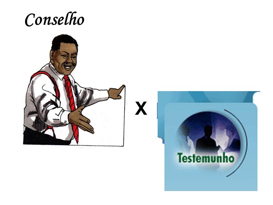 Conselho X