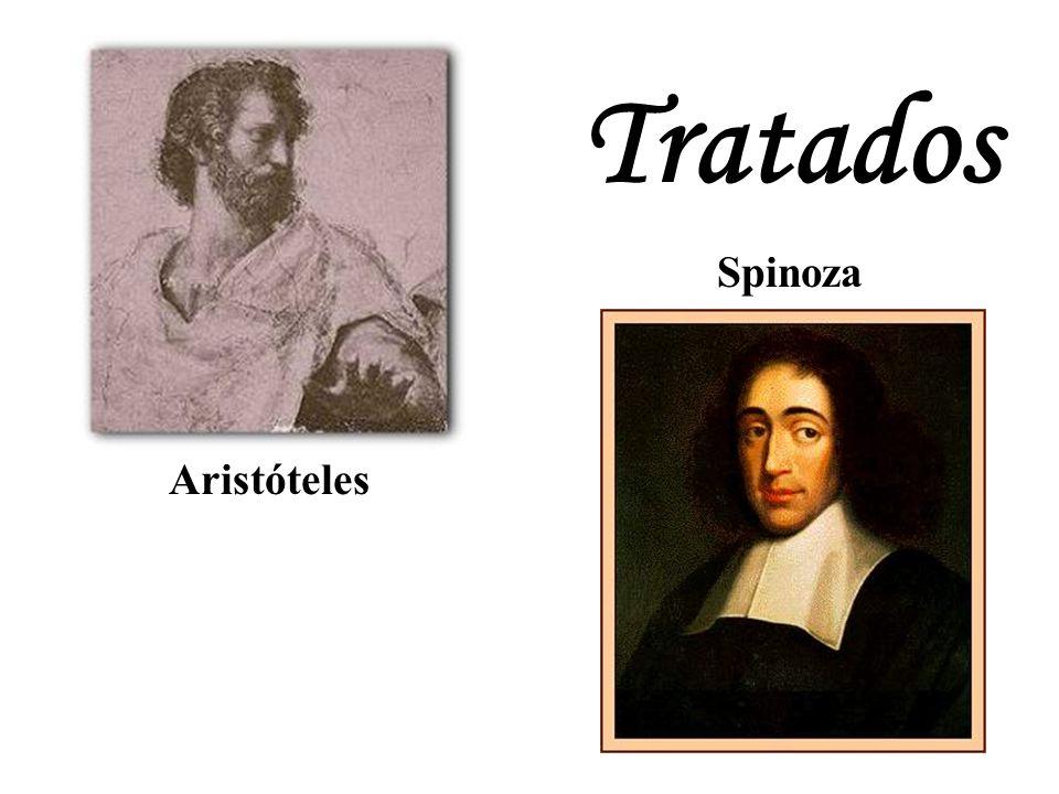 Tratados Spinoza Aristóteles