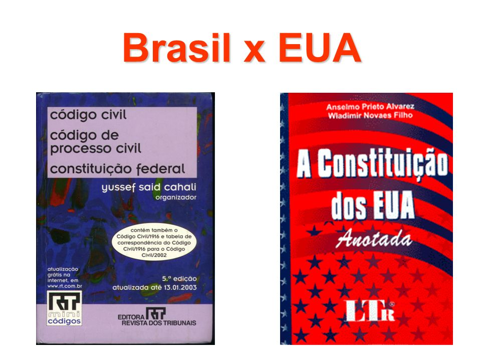 Brasil x EUA