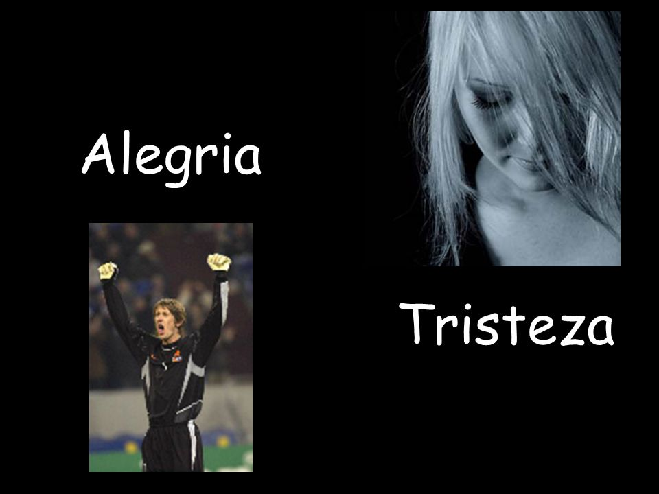 Tristeza Alegria