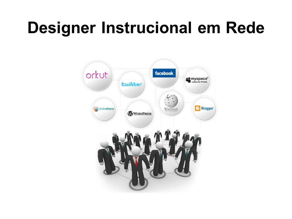 Designer Instrucional em Rede