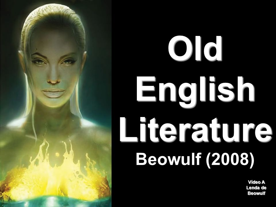 Old English Literature Beowulf (2008)
