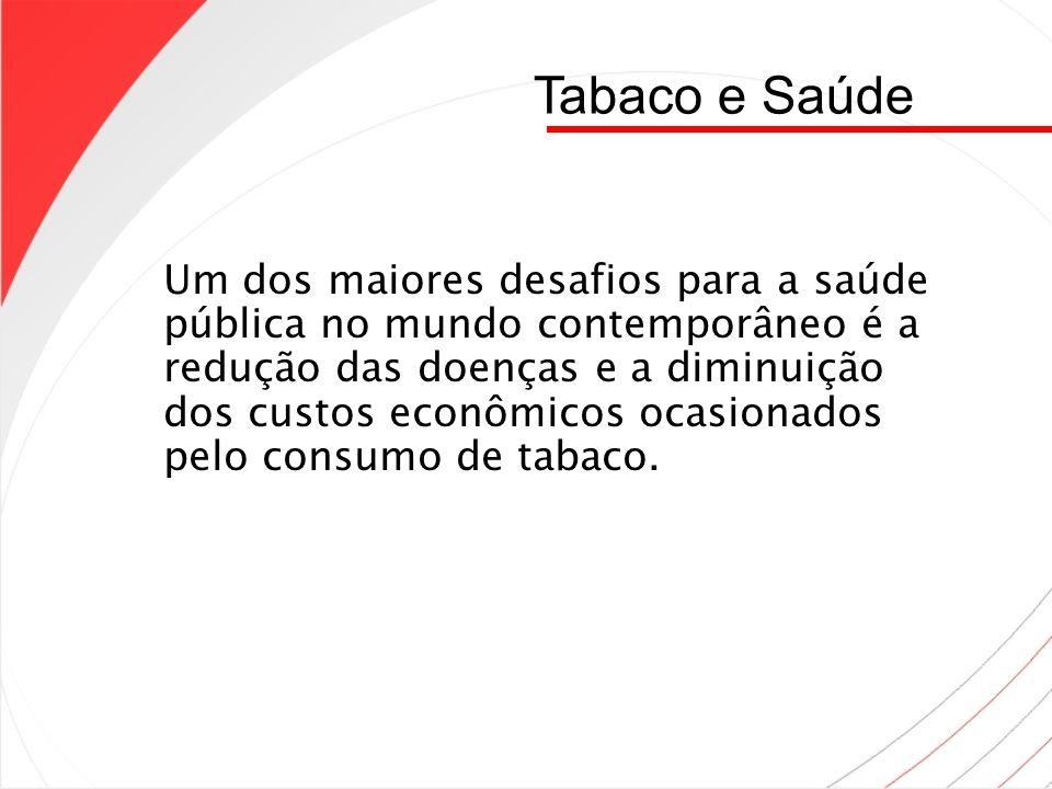 Tabaco e Saúde