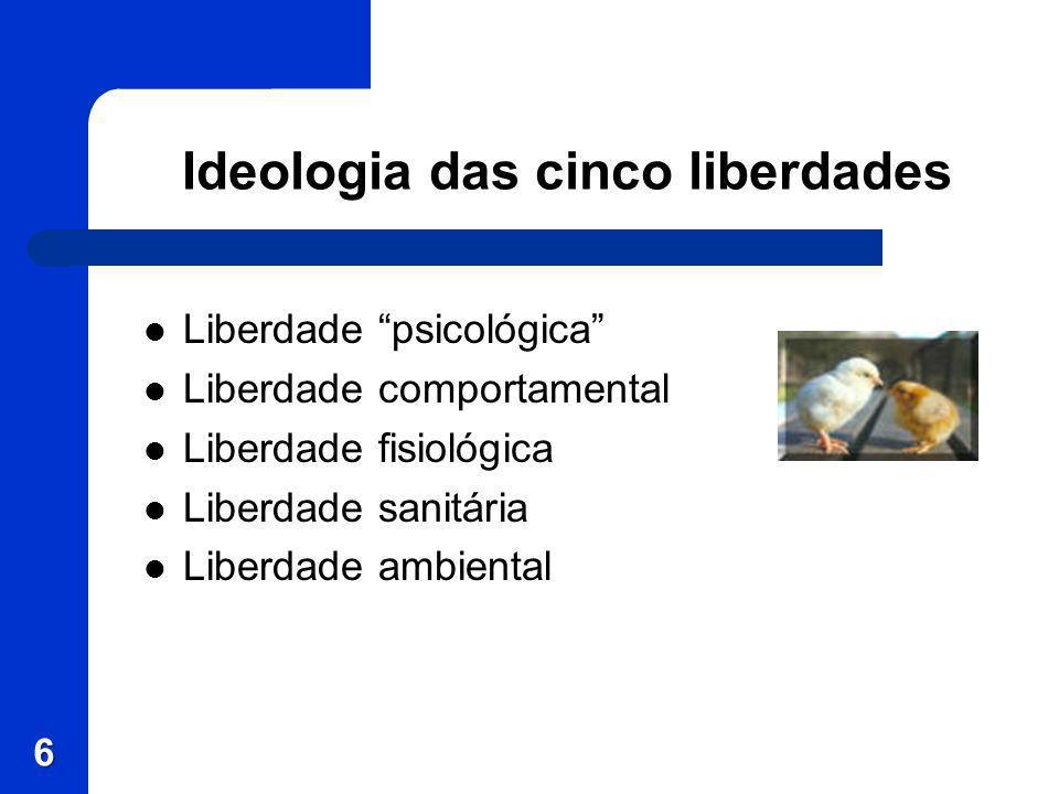 Ideologia das cinco liberdades