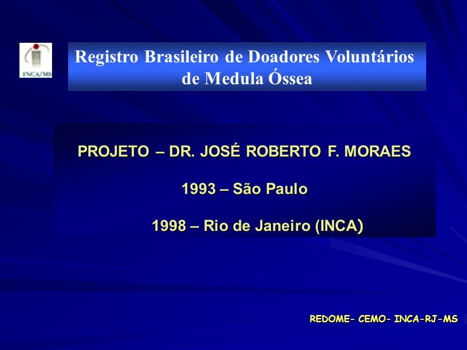 Registro Brasileiro de Doadores Voluntários de Medula Óssea
