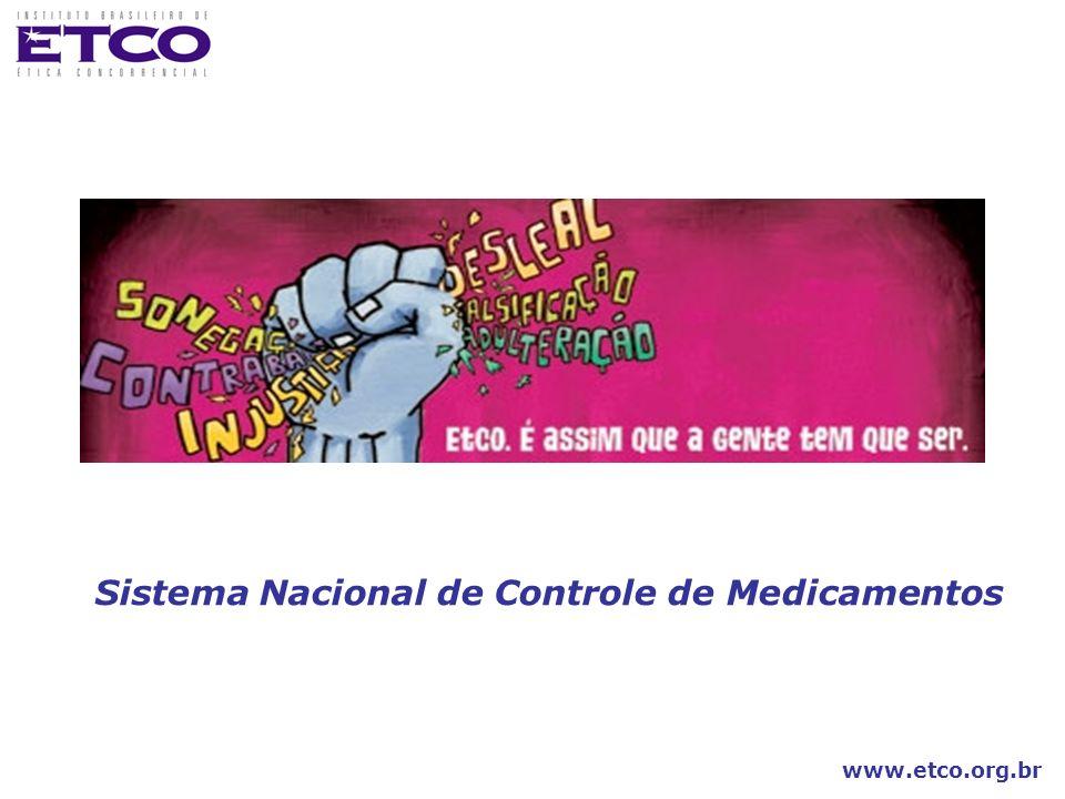 Sistema Nacional de Controle de Medicamentos
