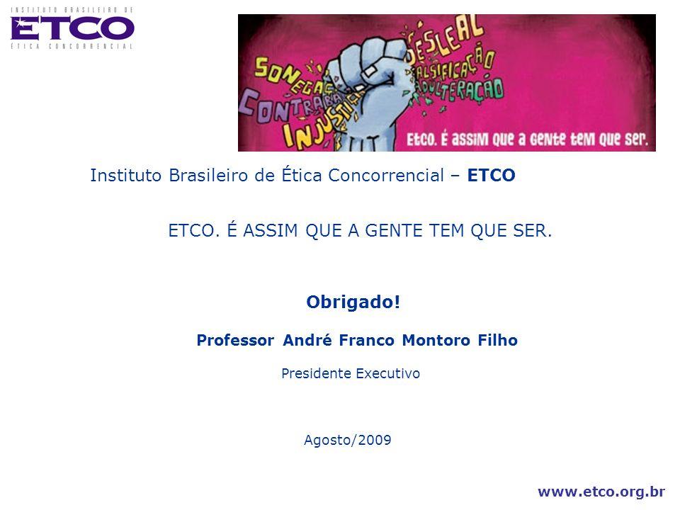 Professor André Franco Montoro Filho