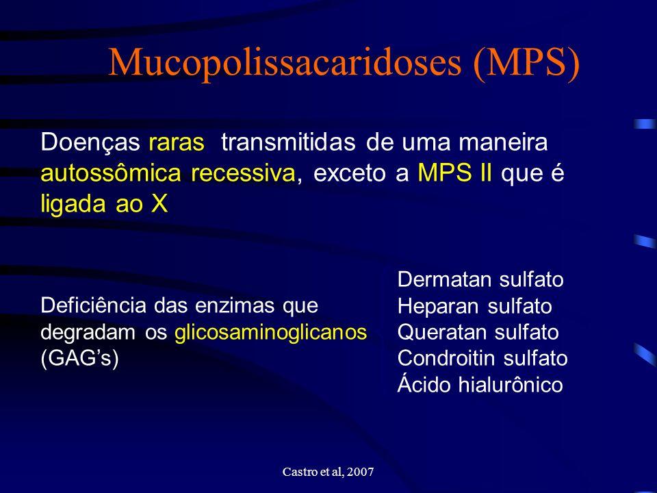 Mucopolissacaridoses (MPS)