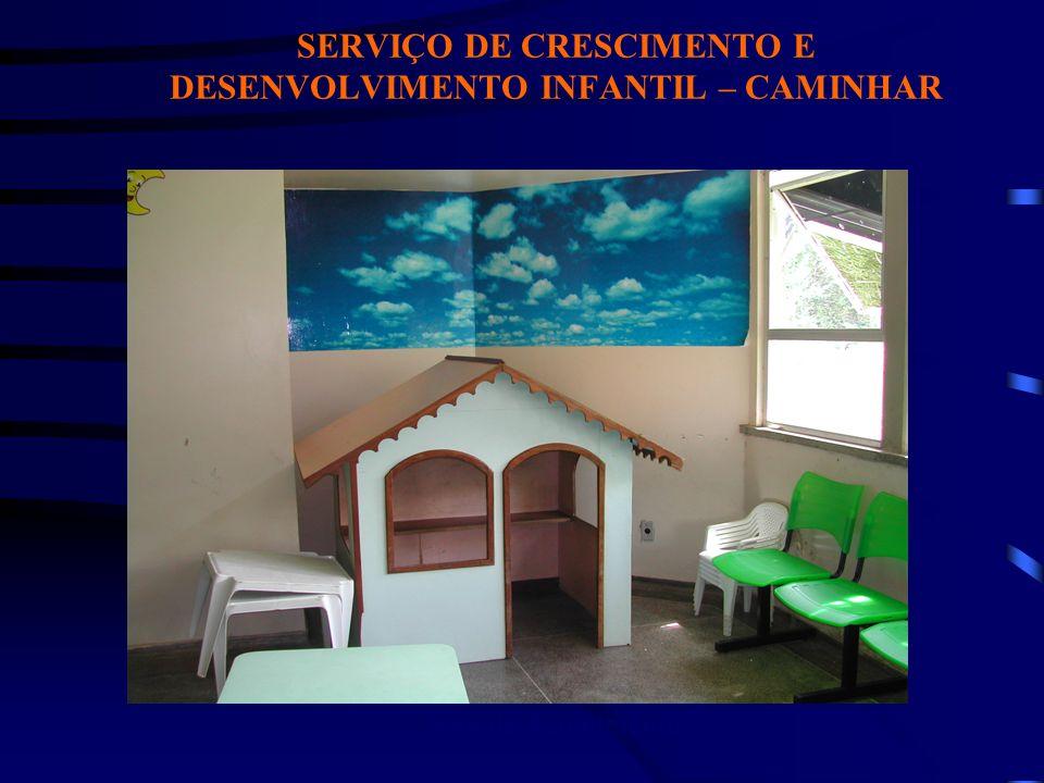 SERVIÇO DE CRESCIMENTO E DESENVOLVIMENTO INFANTIL – CAMINHAR