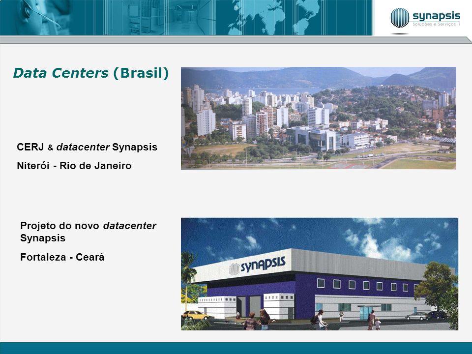 Data Centers (Brasil) CERJ & datacenter Synapsis