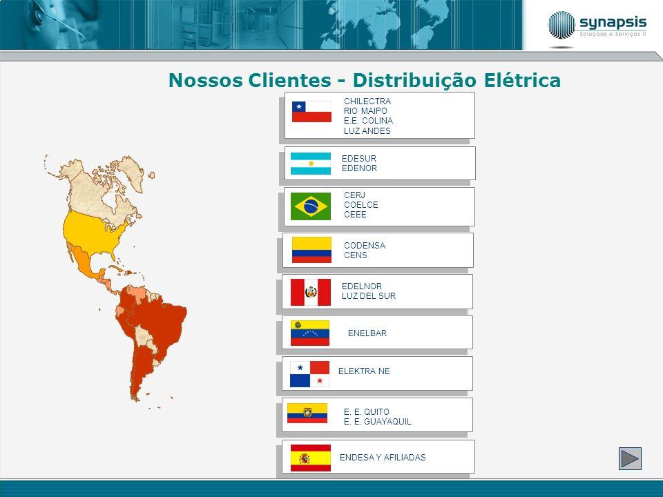 Nossos Clientes - Distribuição Elétrica