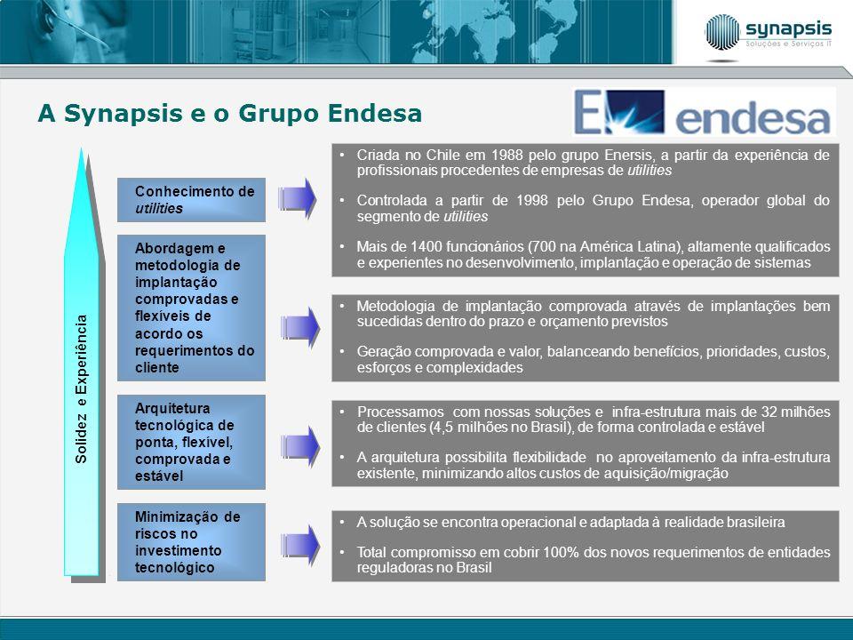A Synapsis e o Grupo Endesa