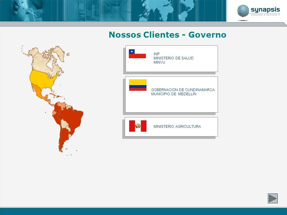 Nossos Clientes - Governo