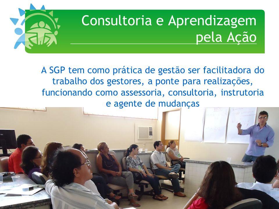 Consultoria e Aprendizagem pela Ação