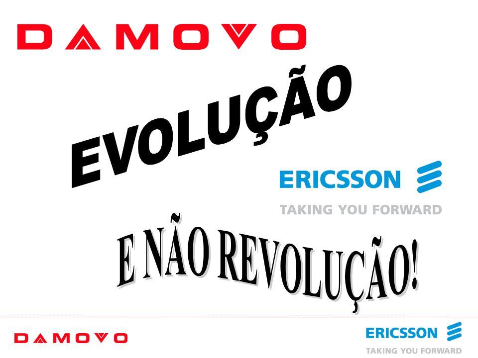 EVOLUÇÃO E NÃO REVOLUÇÃO!