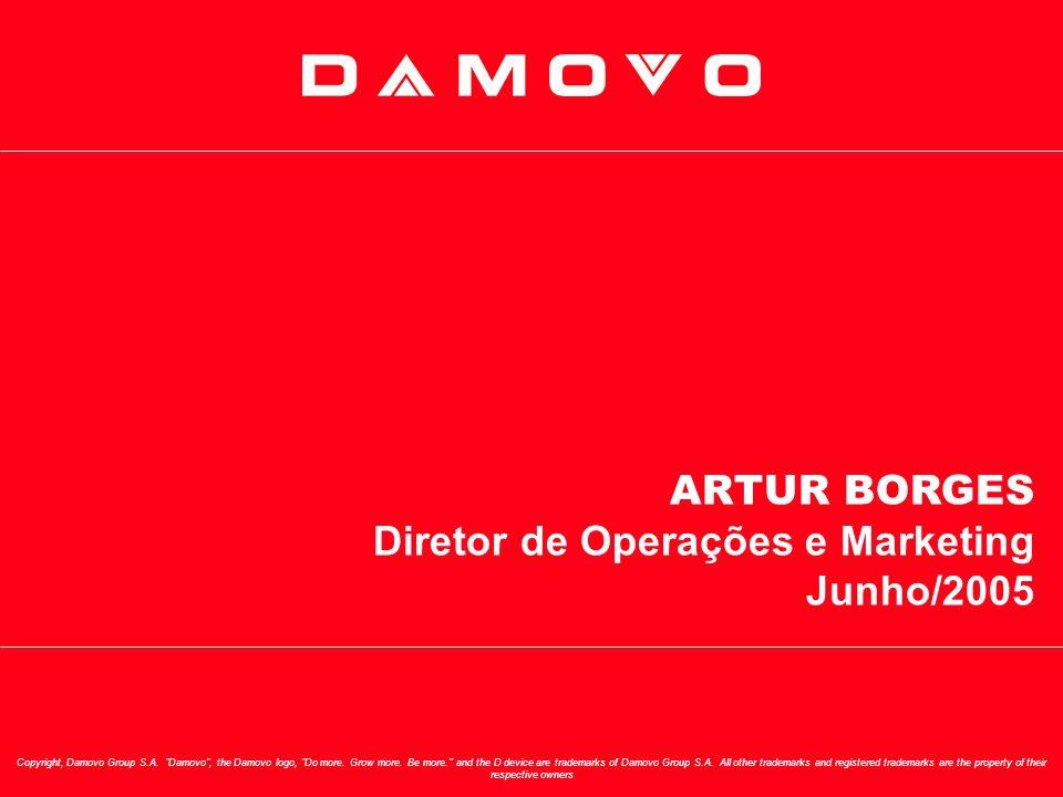 Diretor de Operações e Marketing Junho/2005