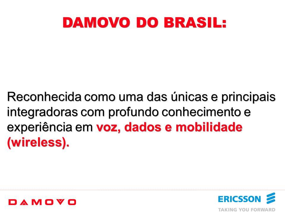 DAMOVO DO BRASIL: