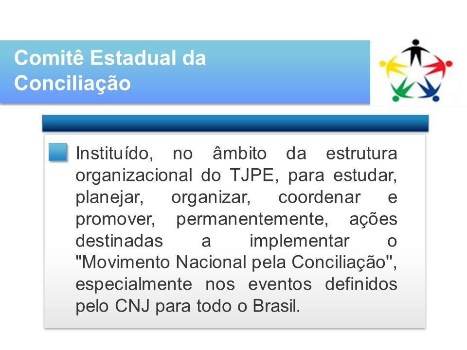 Comitê Estadual da Conciliação