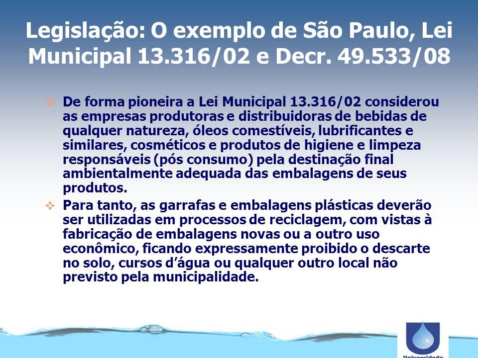 Decreto Municipal nº. 49.532/08
