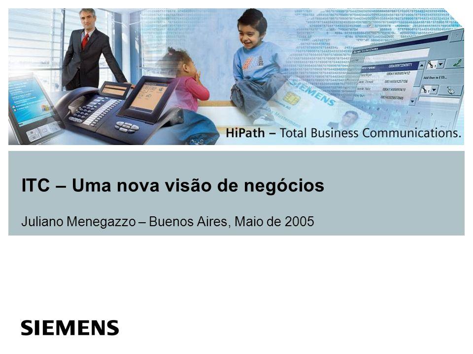 ITC – Uma nova visão de negócios