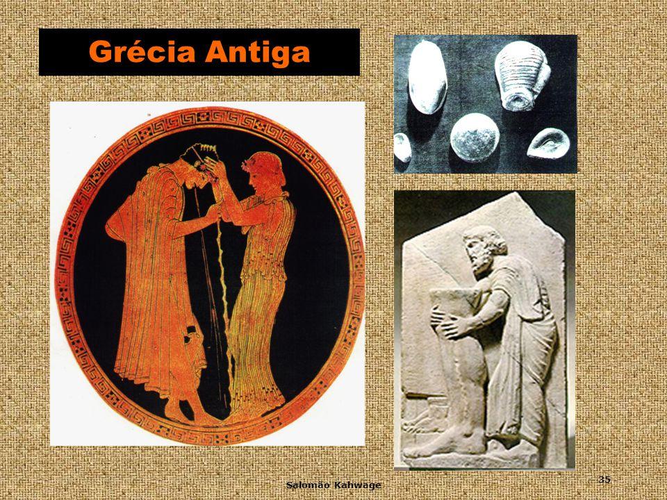 Grécia Antiga Salomão Kahwage