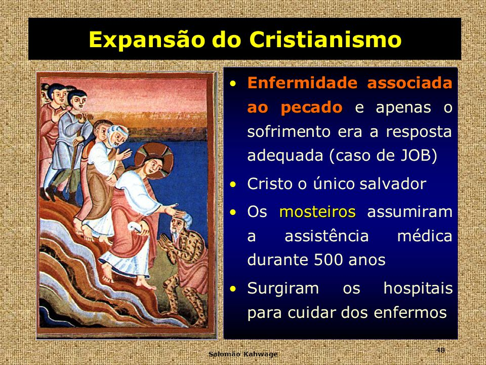 Expansão do Cristianismo