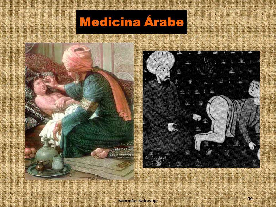 Medicina Árabe Salomão Kahwage