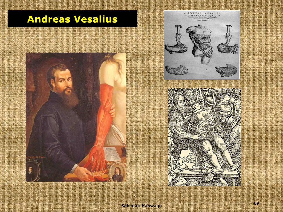 Andreas Vesalius Salomão Kahwage