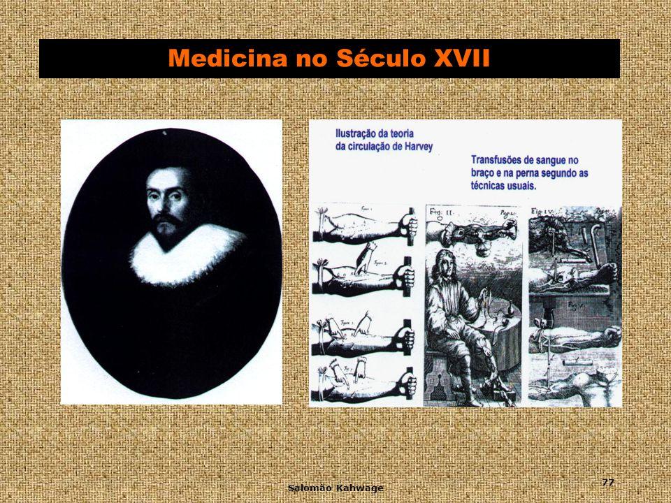 Medicina no Século XVII