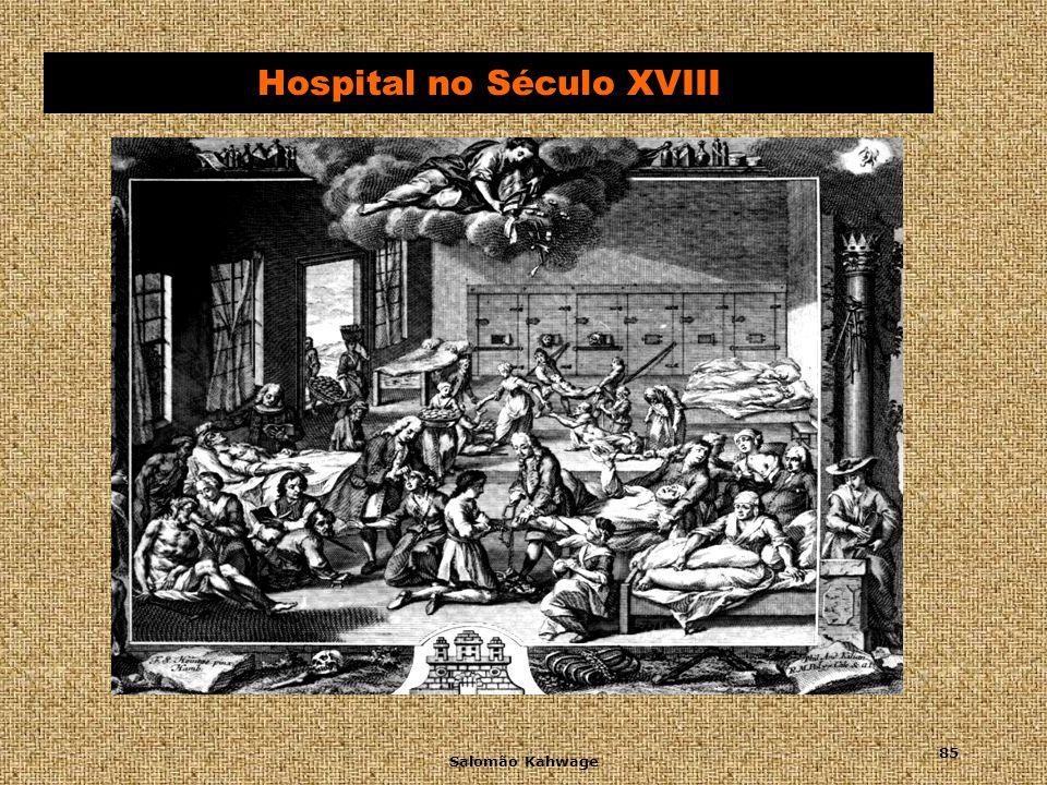 Hospital no Século XVIII