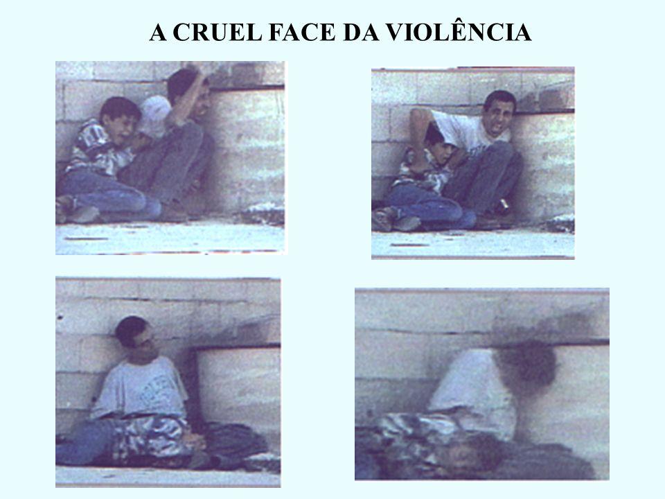 A CRUEL FACE DA VIOLÊNCIA