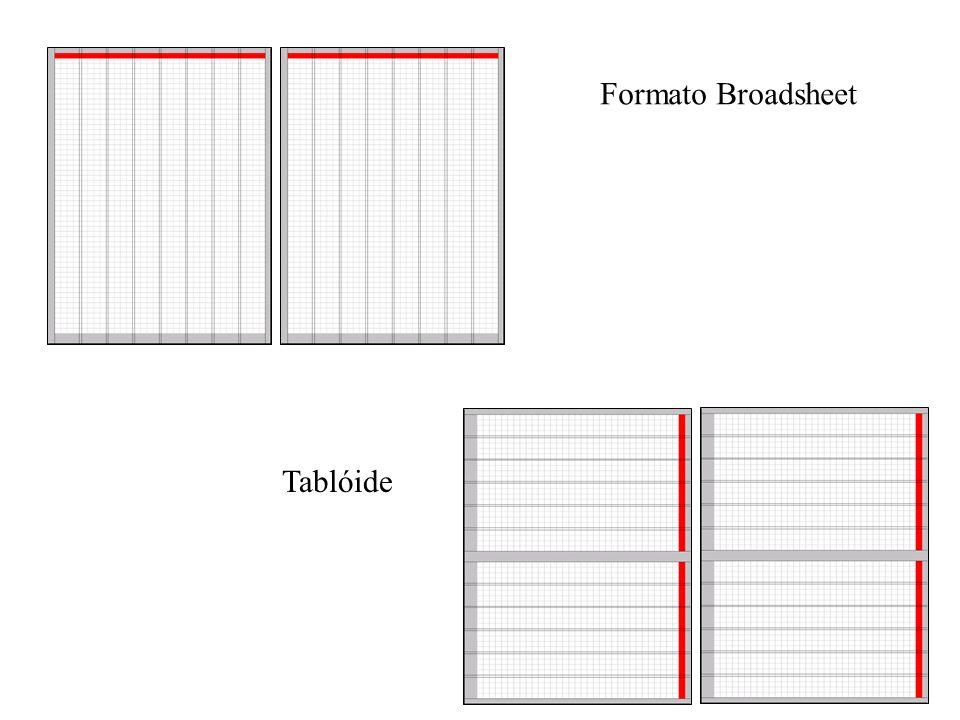 Formato Broadsheet Tablóide