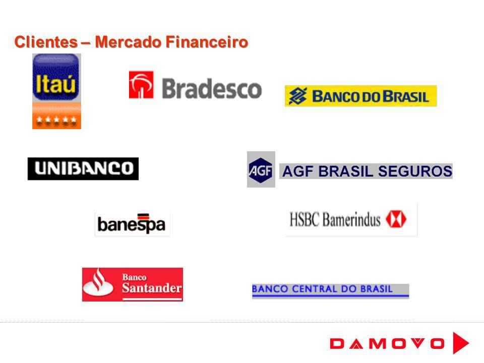 Clientes – Mercado Financeiro
