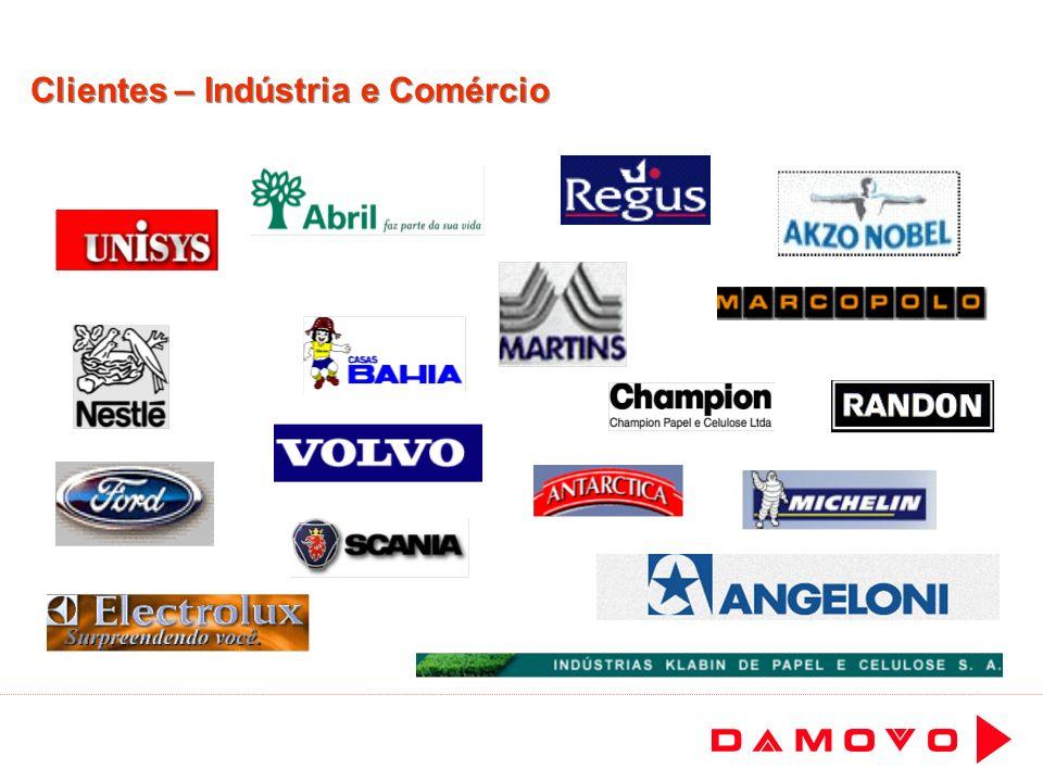 Clientes – Indústria e Comércio