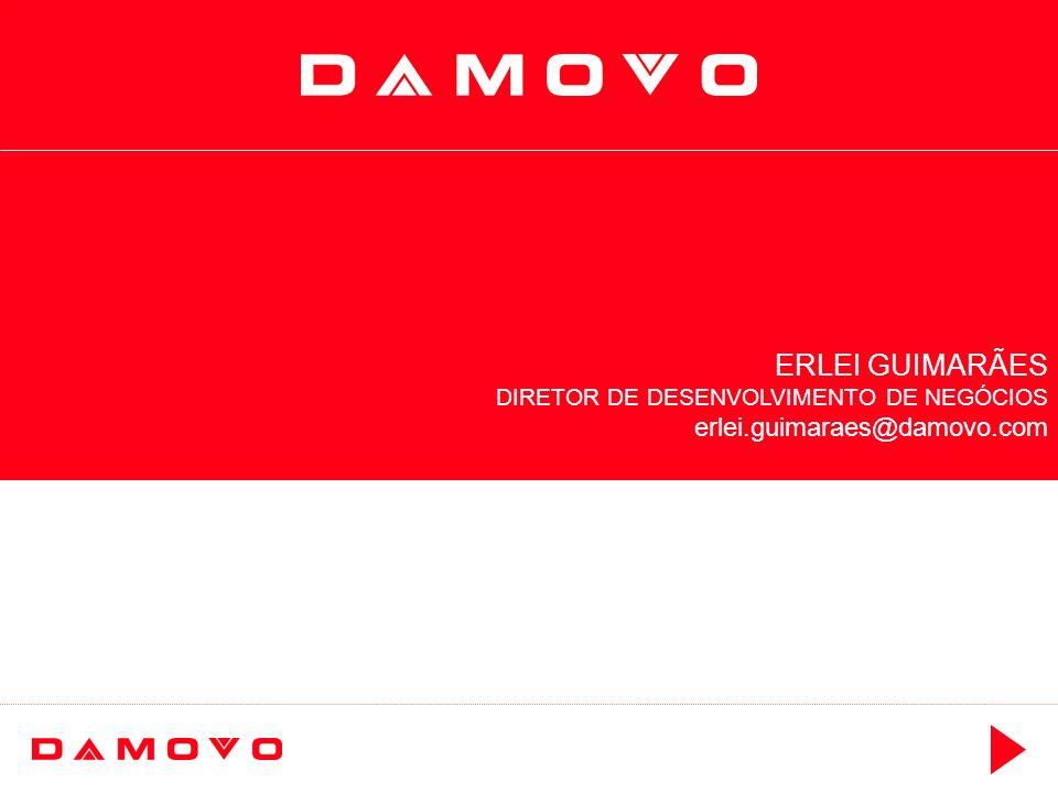 ERLEI GUIMARÃES erlei.guimaraes@damovo.com