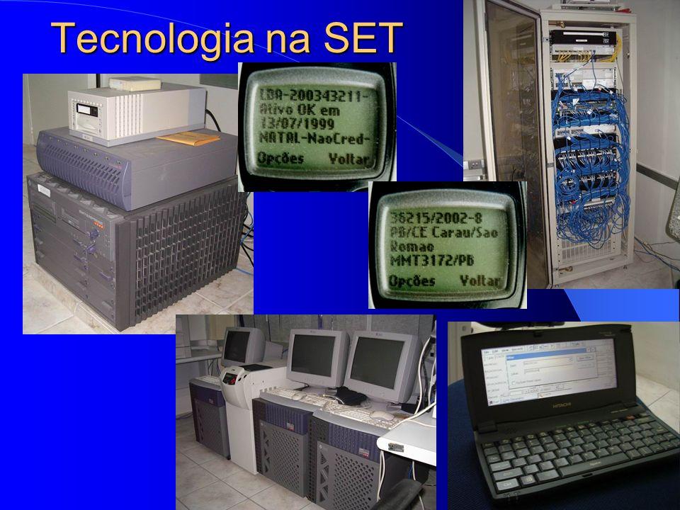 Tecnologia na SET