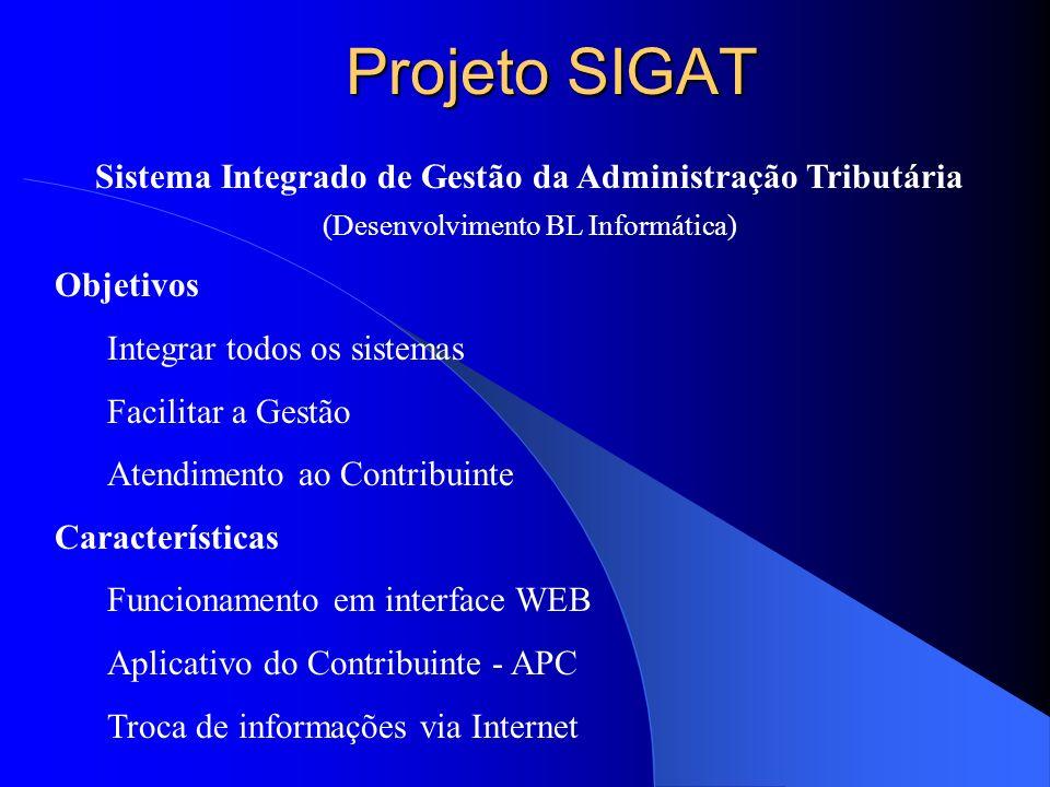 Sistema Integrado de Gestão da Administração Tributária
