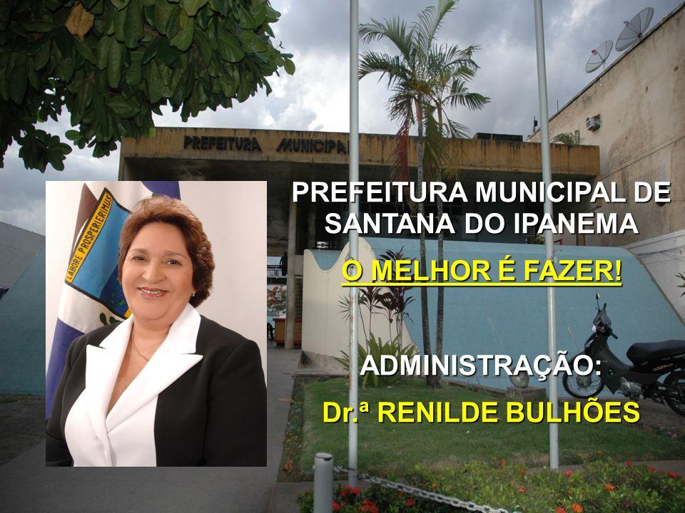 PREFEITURA MUNICIPAL DE SANTANA DO IPANEMA