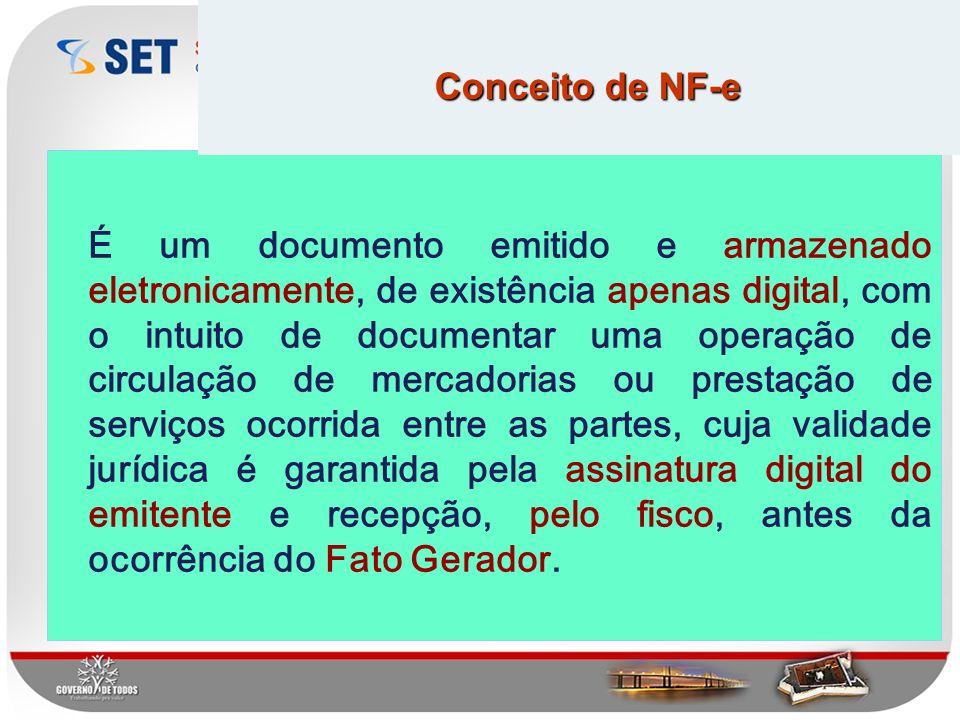 Conceito de NF-e