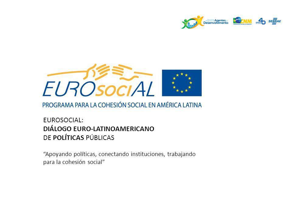 DIÁLOGO EURO-LATINOAMERICANO DE POLÍTICAS PÚBLICAS
