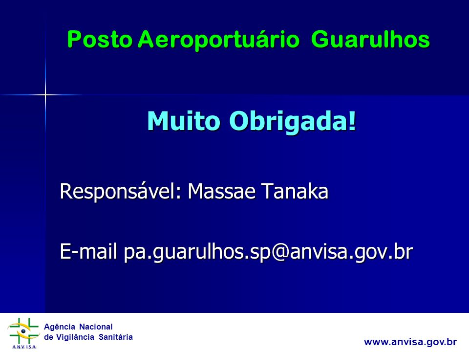 Posto Aeroportuário Guarulhos