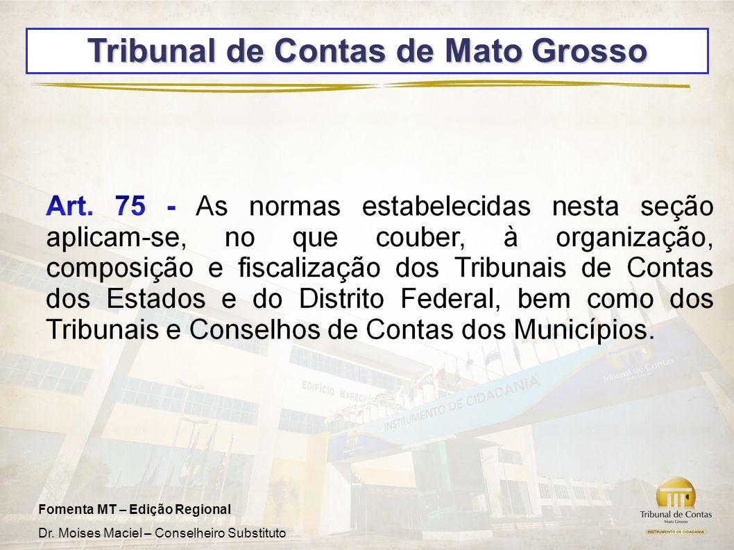 Tribunal de Contas de Mato Grosso