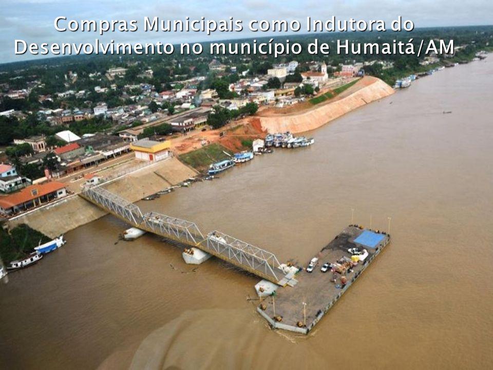 Compras Municipais como Indutora do Desenvolvimento no município de Humaitá/AM